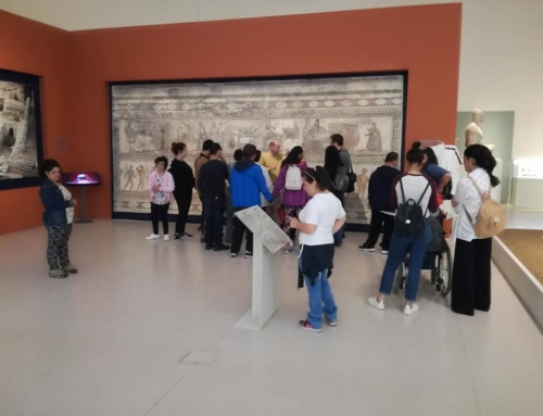 VISIT TO THE ARCHAEOLOGICAL MUSEUM OF PATRA