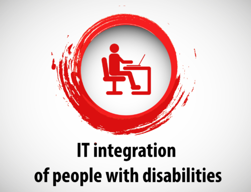 IT integration of people with disabilities