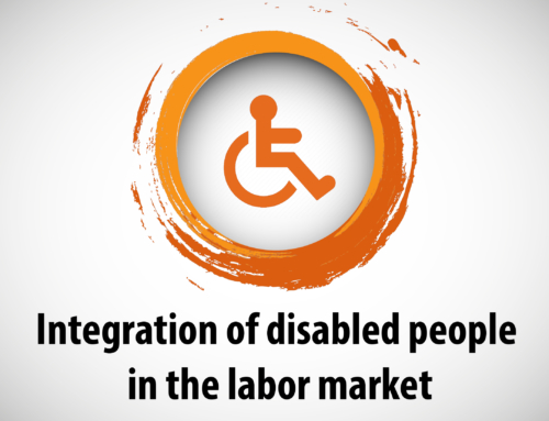 Integration of disabled people in the labor market