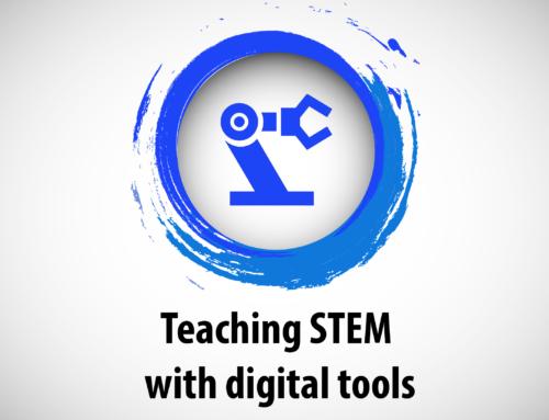 Teaching STEM with digital tools