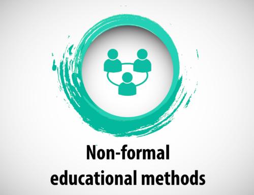Non-formal educational methods