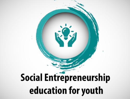 Social Entrepreneurship education for youth