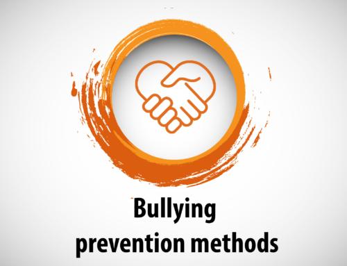 Bullying prevention methods