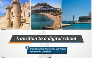 ERASMUS+ KA101, KA102 and KA104 Training Courses for Teachers in RHODES, Greece...