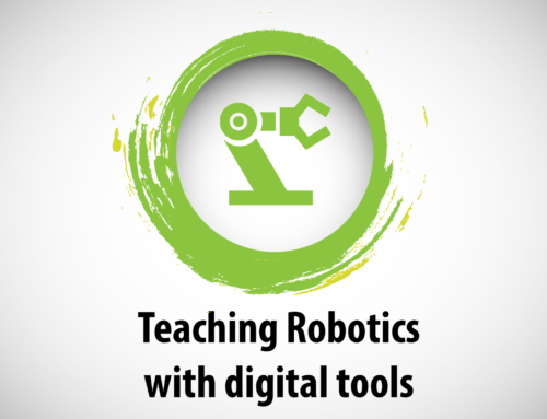 Teaching Robotics with digital tools