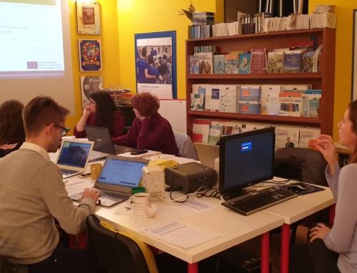 Desk 3rd TPM in Potenza(Italy)