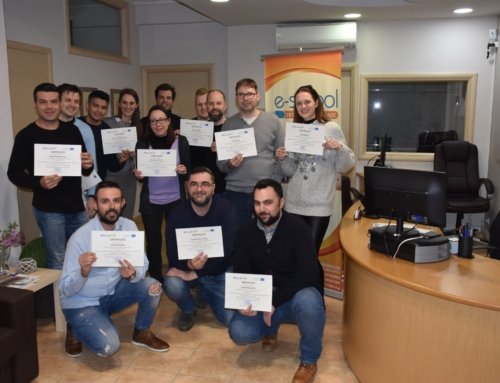 Skills Up – 1st LTTA in Karditsa, GR