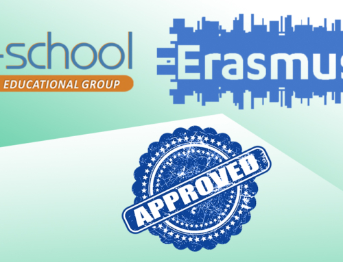 THE NEW ERASMUS+ KA1 PROJECT OF E-SCHOOL EDUCATIONAL GROUP