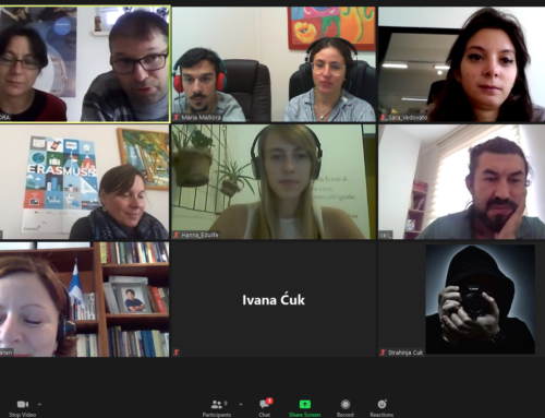 2nd Online meeting of LifeEducation project