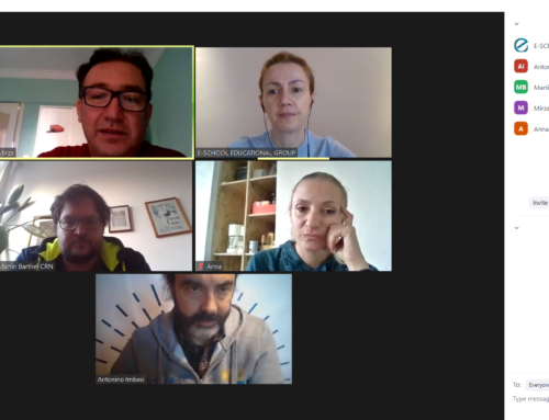6th Online Meeting of MEM Project