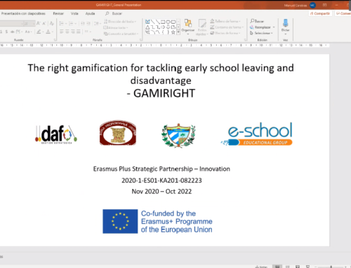 1st TPM of GamiRight project
