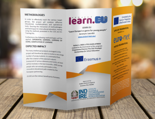 LearnEU brochure