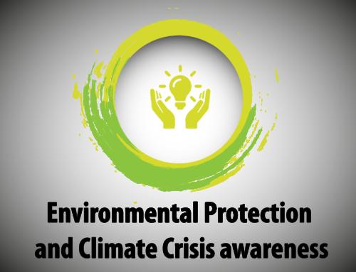 Environmental Protection and Climate Crisis awareness