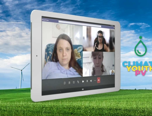 3rd Online Meeting of the ClimateYouths Project