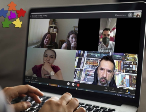 7th Online Meeting of GamiRight project