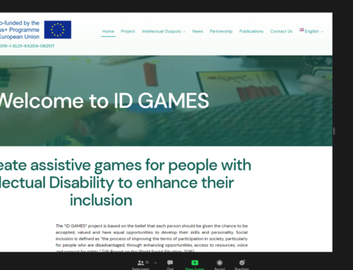 ID GAMES PROJECT DISSEMINATION