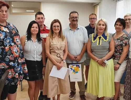 Teachers from Poland for Erasmus+ KA1 Training Course