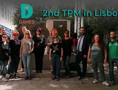 2nd TPM in Lisbon of IDGames Project