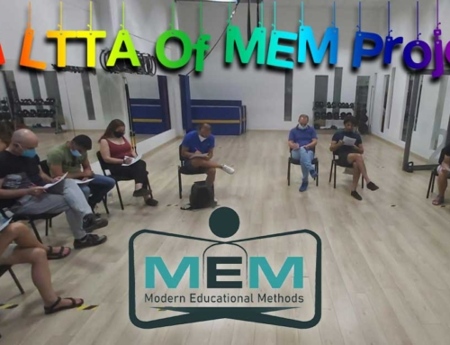 3rd LTTA Of MEM Project